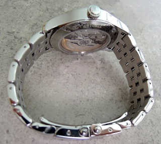 JLC DualTime Bracelet